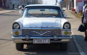автомобиль Чайка